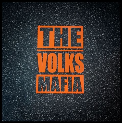 """OFFICIAL"" THE VOLKS MAFIA - 120mm or 330mm"